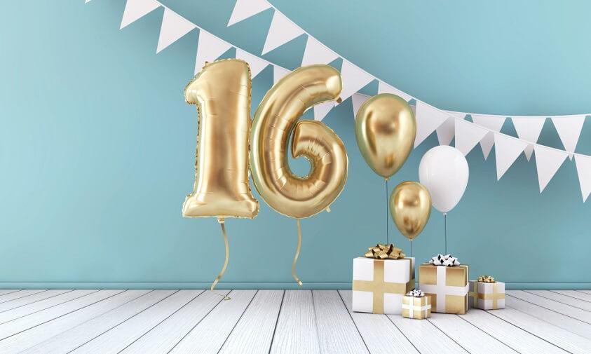 Sweet Sixteen Gift Guide