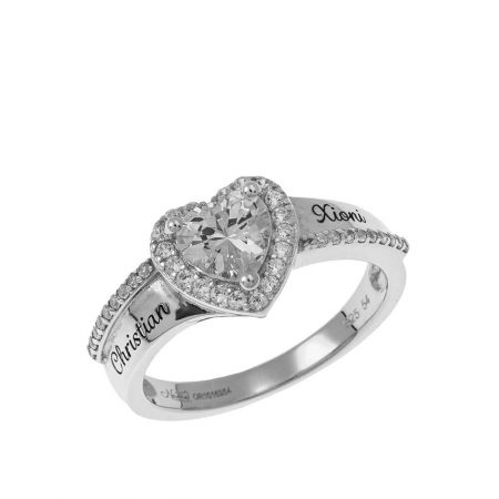 Big Heart Promise Ring