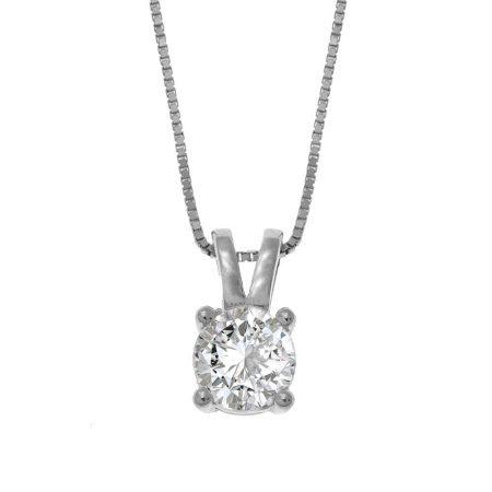 Zircon Diamond Cut necklace