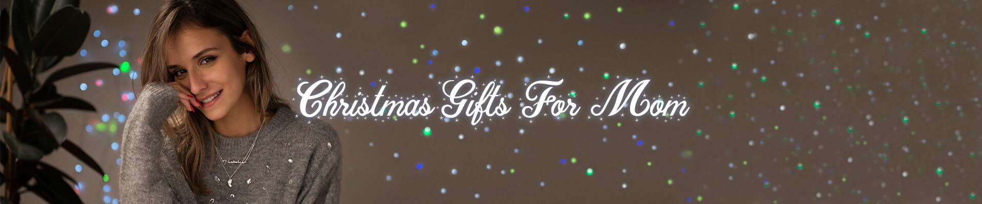 Christmas gifts for mom desktop banner