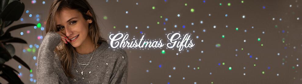 Christmas gifts mobile banner